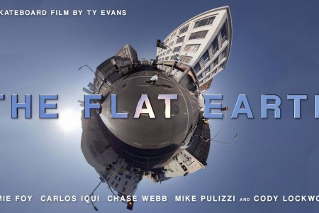 "World Premiere: ""The Flat Earth"" Skate Film 