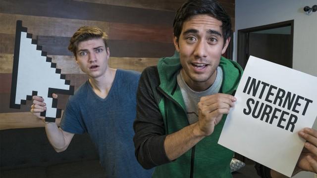"""Internet Surfer"" Showcases Celebrity YouTube Channels   SoKrispyMedia"