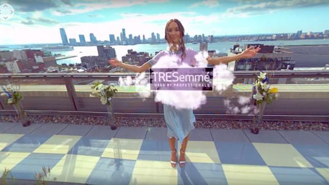 TRESemmé Presents Charles Youssef 360/VR | NYFW SS17
