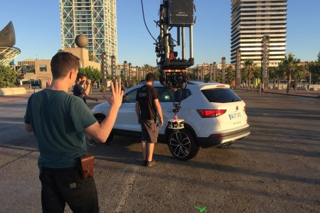 360/VR Experience for Spanish Car Manufacturer SEAT | Unit9