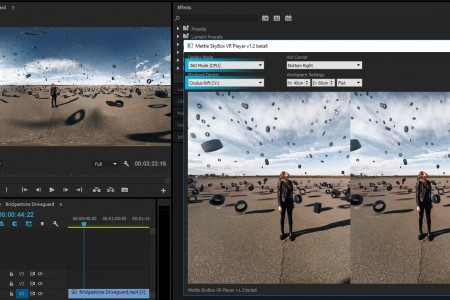 NEW! SkyBox VR Player Supports Oculus Rift CV1