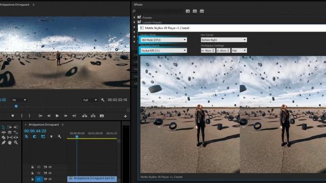 NEW! SkyBox VR Player Supports Oculus Rift CV1