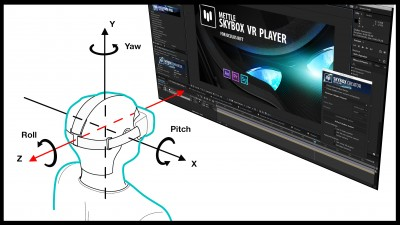 SkyBox VR Player | Mettle