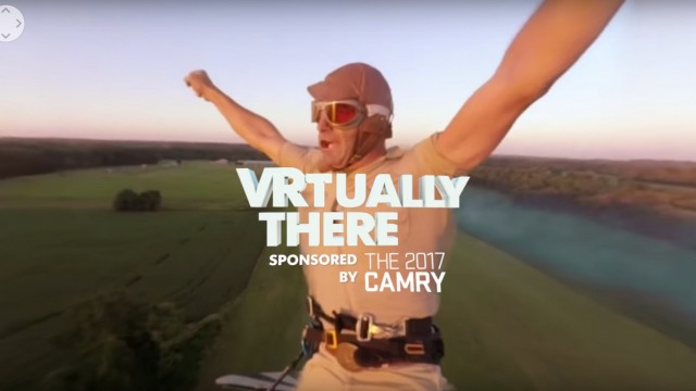 "USA Today launches weekly VR news series ""VRtually There"" with new ""cubemercial"" format for advertisers"