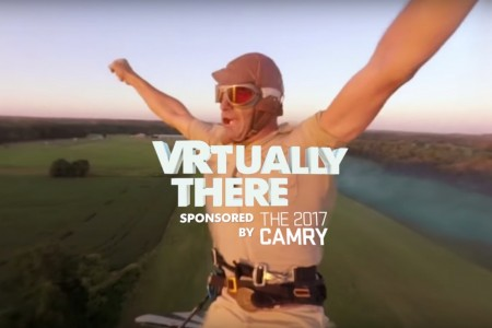 """USA Today launches weekly VR news series """"VRtually There"""" with new """"cubemercial"""" format for advertisers"""