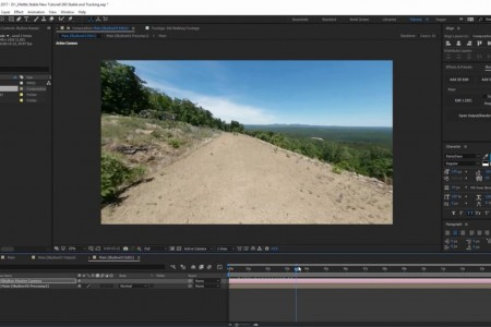 Updated – How to Stabilize 360 Footage with SkyBox Studio V2 | After Effects