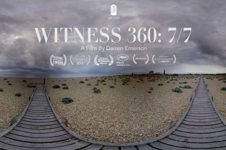 Witness 360: 7/7 | VR Documentary