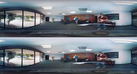 Internet Surfer (VR video!) ft. Zach King & Corridor