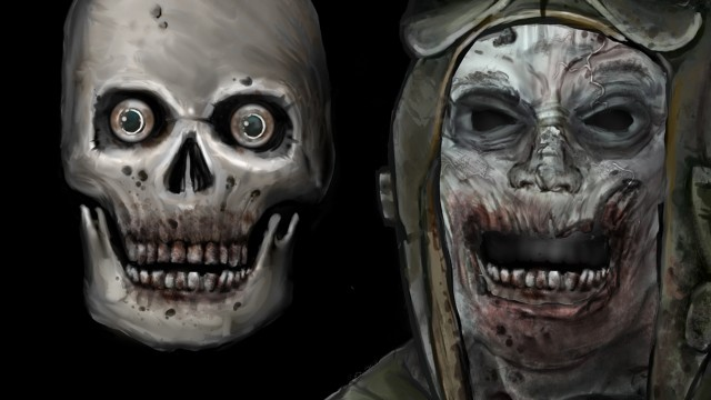 Free Zombie Character by Devour Destroy