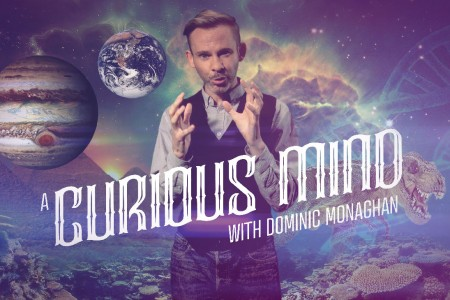 A Curious Mind with Dominic Monaghan   Cream VR   Presented by Hulu & Microsoft