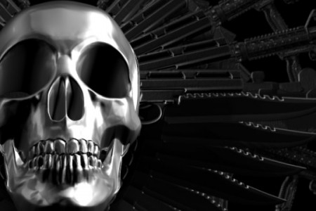 Expendables 2 Title Sequence Done Entirely In After Effects Using ShapeShifter AE