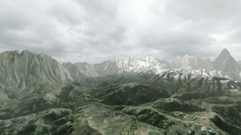 360° Landscape with FreeForm Pro