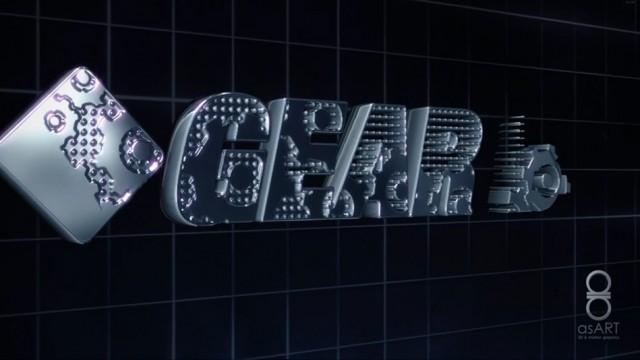 Gear Box by asART