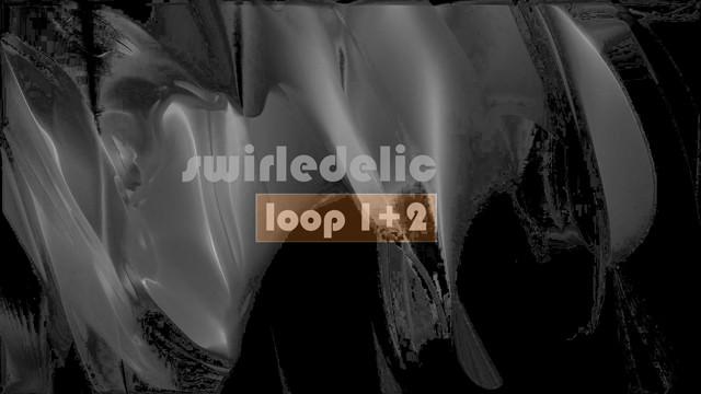 swirled loop 1
