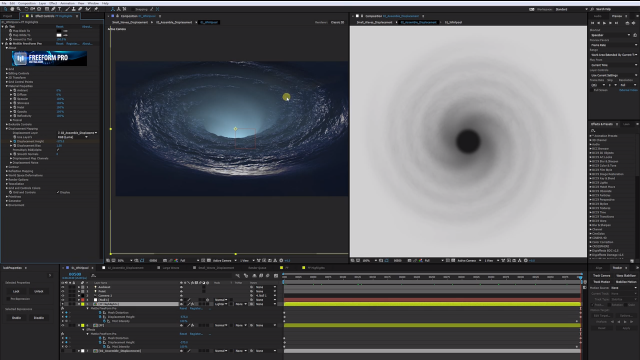 FreeForm Pro   Whirlpool Tutorial   After Effects