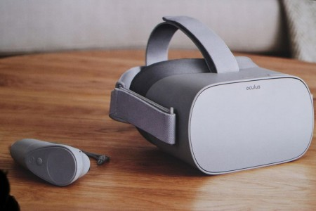 "Oculus Releases ""Oculus Go"" 