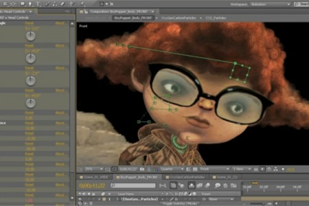 Dan Gies Free Puppet Download for FreeForm V2 + FreeForm Pro